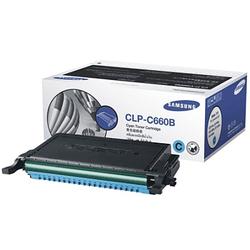 Samsung Toner Cyan für CLP-610 CLP-660 CLX-6200 CLX-6210 CLX-6240, 5.000 Seiten - Samsung Parter