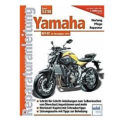 Yamaha MT 07 - Buch