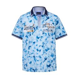 Poloshirt BABISTA Blau