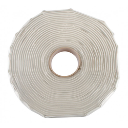 BUTYL-Band weiß 9,10 m weiß 3 mm