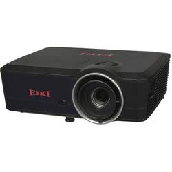 EIKI Beamer EK-601W DLP Helligkeit: 5500lm 1280 x 800 WXGA 7200 : 1 Schwarz