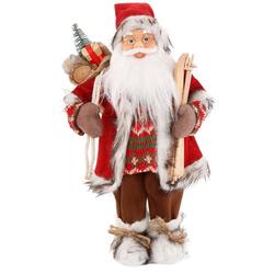 my home Dekofigur Weihnachtsmann 46 cm