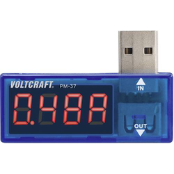VOLTCRAFT PM-37 Hand-Multimeter digital CAT I Anzeige (Counts): 999