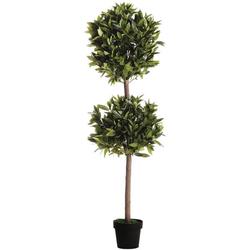 Kunstpflanze »Lorbeerbaum« 165 cm, Paperflow