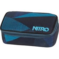 Nitro Pencil Case XL fragments blue 3-tlg.