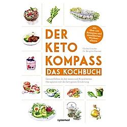 Der Keto-Kompass - Das Kochbuch. Brigitte Karner  Ulrike Gonder  - Buch