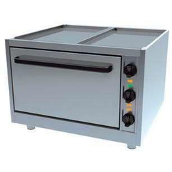 EKU Thermik 850 Backofen EH-850-KMB