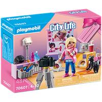Playmobil City Life Social Media Star 70607