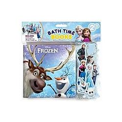 Eiskönigin 2, Badebuch + 6 Spielfiguren + 1 Aufbewahrungsnetz