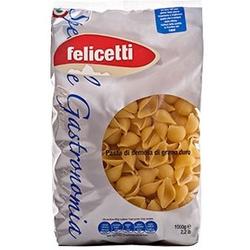 Muschelnudeln aus Hartweizengrieß, 1kg - Felicetti