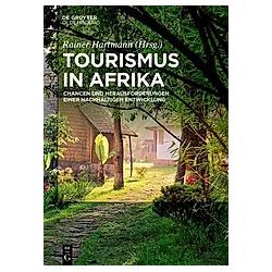 Tourismus in Afrika - Buch