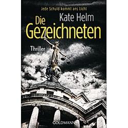 Die Gezeichneten. Kate Helm  - Buch