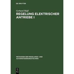 Regelung elektrischer Antriebe I