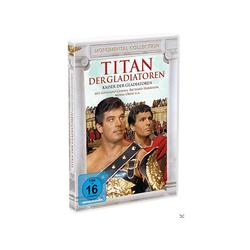 Titan der Gladiatoren / Kaiser DVD