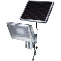 Solar LED-Strahler SOL 80 ALU IP44 mit Infrarot-Be