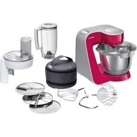 Bosch Küchenmaschine CreationLine MUM58420, 3,9 Liter, 1000 Watt rot
