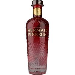 Mermaid Pink Gin 38% 0,7 ltr.