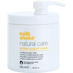 Milk Shake Natural Care Active Yogurt Aktiv-Maske mit Jogurth für das Haar 500 ml