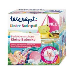 TETESEPT Kinder Badespaß kleine Badenixe 140 g