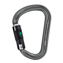 Petzl WILLIAM - Karabiner - grau