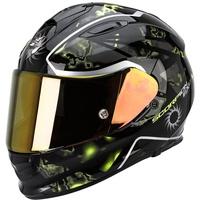 Scorpion Exo-510 Air Xena  Neon-Schwarz/Gelb