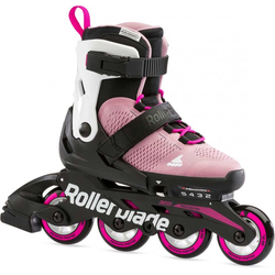 ROLLERBLADE MICROBLADE G Inline Skate 2021 pink/white - 28-32