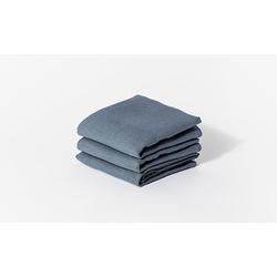 Linneverket Servietten Blue Steel 50x50 cm
