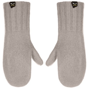 Salewa Walk Wool 2 Mitten Handschuhe, Grey, 9