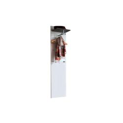 Wittenbreder Garderobenpaneel Stelvio in Kastanie-Graphit-Dekor