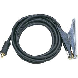 Lorch 551.0120.0 Werkstückleitung mit Massezange und Stecker