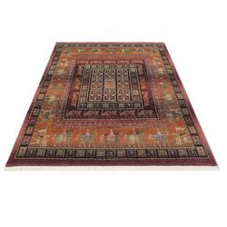 Orientteppich Gabiro Pazyryk, Oriental Weavers, rechteckig, Höhe 11 mm blau 200 cm x 275 cm x 11 mm