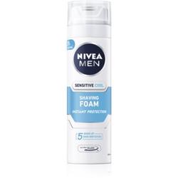 Nivea Men Sensitive Rasierschaum mit kühlender Wirkung 200 ml