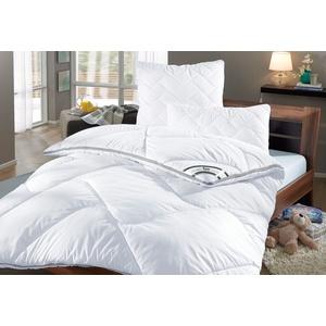 Microfaser-Bettdecke »Climacontrol® II m. Baumwollbezug«, f.a.n. Frankenstolz