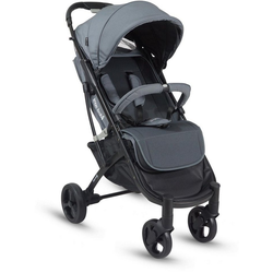 Knorrbaby Kinder-Buggy X-Easy-Fold, grey