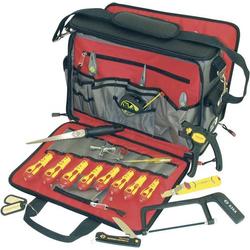 C.K. T1630 FKIT Elektriker Werkzeugtasche bestückt 18teilig