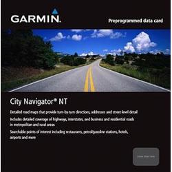 Garmin Datenkarte City Navigator NT Marokko