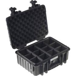 B & W outdoor.cases Typ 4000 Kamerakoffer Wasserdicht