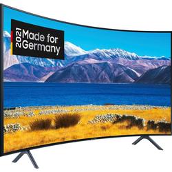 Samsung GU55TU8379U Curved-LED-Fernseher (138 cm/55 Zoll, 4K Ultra HD, Smart-TV)