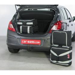 Car Bags O10501S Opel Corsa 5-T. Bj. 06-14 Reisetaschen Set