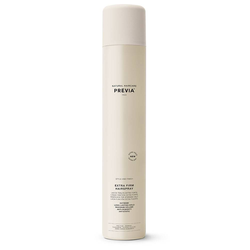 Previa Natural Haircare Haarspray Style and Finish Extra Firm Hairspray
