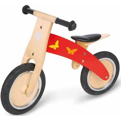 Pinolino Laufrad Jojo rot Kinder Holzspielzeug