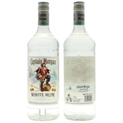 Captain Morgan White 1L (37,5% Vol.)