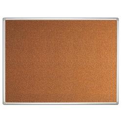 FRANKEN Pinnwand PRO 180,0 x 120,0 cm Kork braun