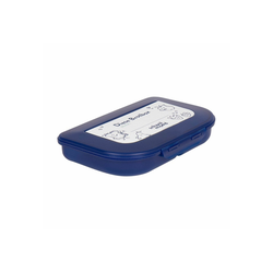 SCHOOL-MOOD® Lunchbox Zubehör, Polypropylen, Polypropylen blau
