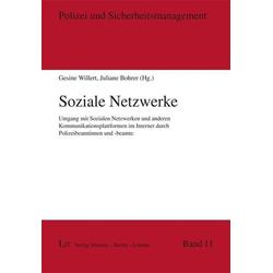 Soziale Netzwerke als Buch von