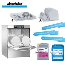 Winterhalter Geschirrspülmaschine UC-L Starterpaket