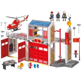 Playmobil City Action Große Feuerwache (9462)