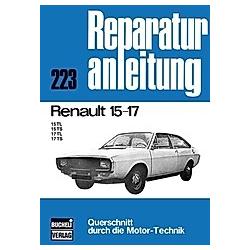 Renault 15-17 - Buch