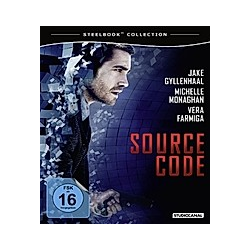 Source Code Steelcase Edition - DVD  Filme