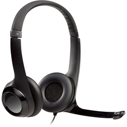 Logitech H390 USB Headset PC-Headset